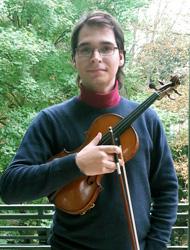 Vadim Guloyants: Violine