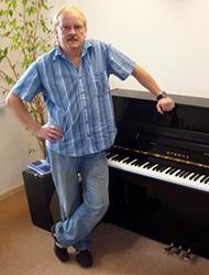 Bernd Sommerfeld: Keyboard