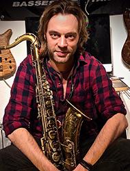 Sven Grau: Saxophon